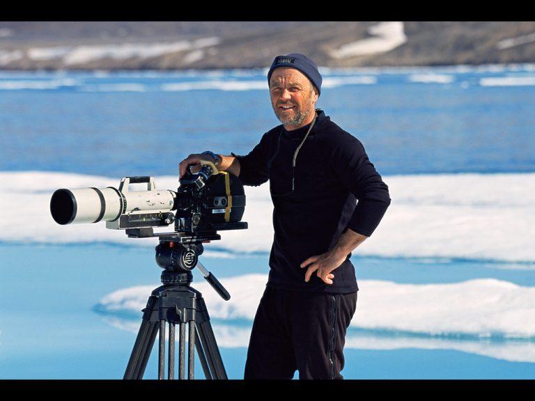 Doug Allan Wildlife Cameraman