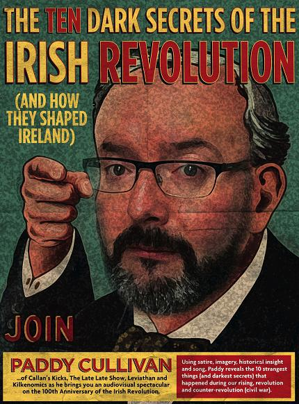 10 Dark Secrets of the Irish Revolution EDIT