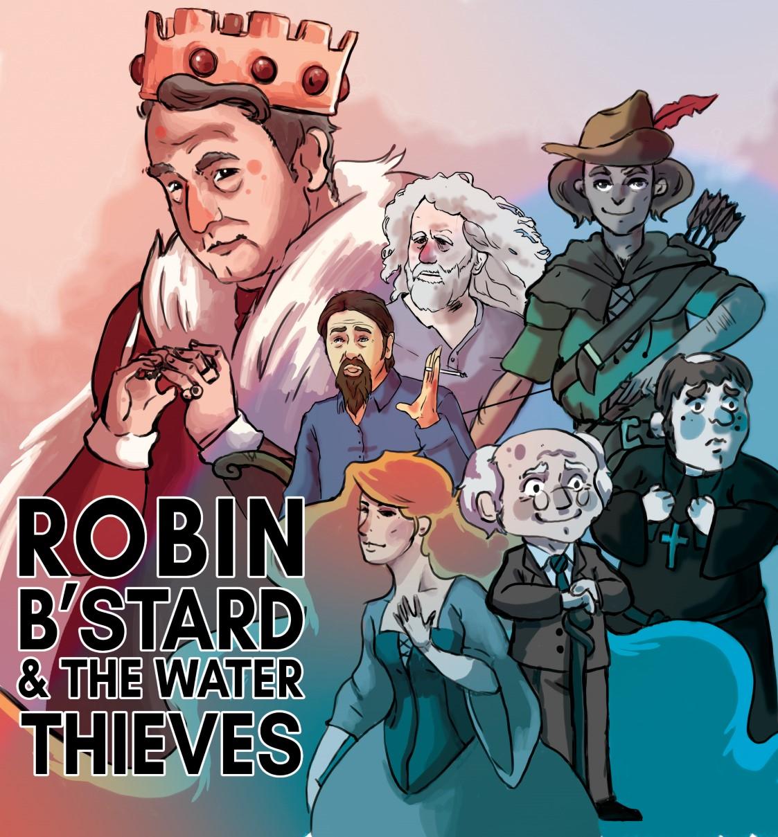 Robin B'Stard-1