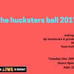 Hucksters 2017