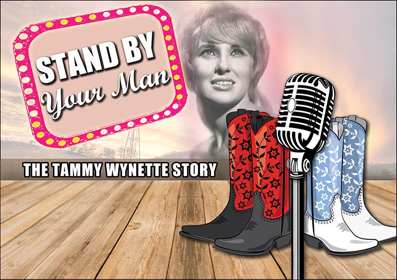 Tammy Wynette Brochure image