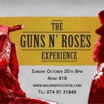 Final guns and roses