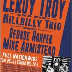Leroy Troy Tour Flyer