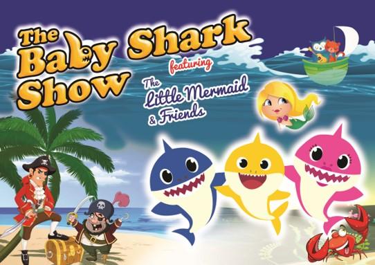 Baby Shark Raw