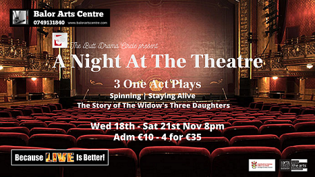A Night At The Theatre Web