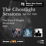 The Ghostlight Sessions October 2022