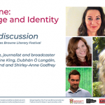 Our Home : Language and Identity.  Panel Discussion