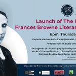 Frances Browne Literary Festival Launch